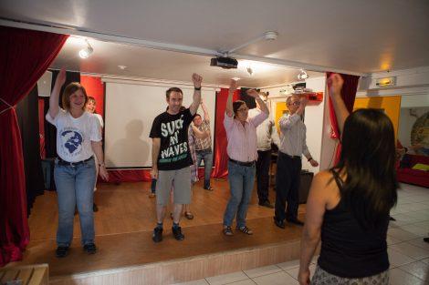 karaoké foyer barbanègre hébergement adultes handicapés
