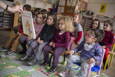 école SSAD Les Molières