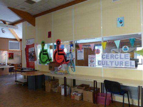 locaux APF cercle culturel