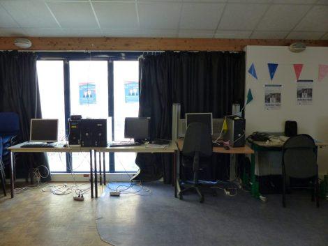 locaux APF ordinateurs
