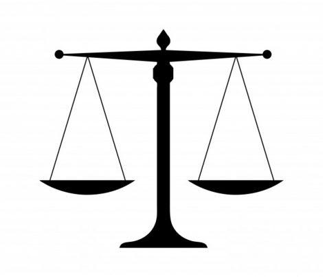 balance de justice